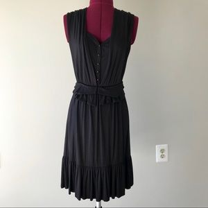 Marc by Marc Jacobs Jersey Ruffle Dress